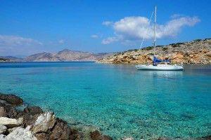 Crociera in barca a vela Cicladi centro-est - Grecia