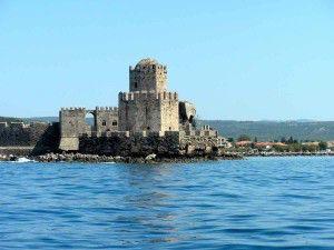 Crociera Peloponneso/Laconia - Grecia<br>(da Kalamata a Kythira)