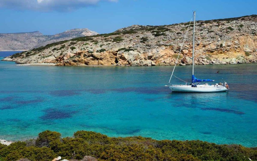 """14 days Sailing cruise """"All Cyclades"""" middle east + middle west"""