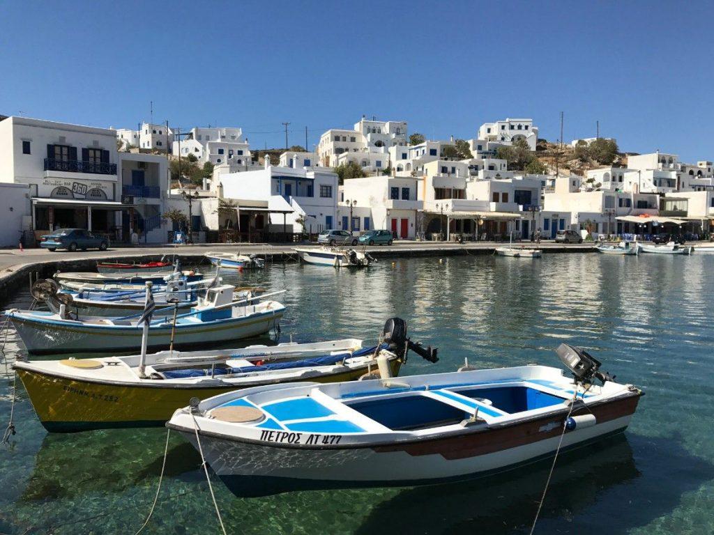 Charter barca a vela Grecia Cicladi Nord: Andros e Tinos