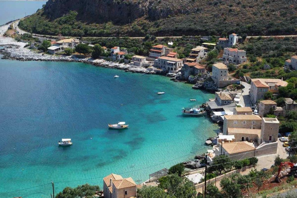 Peloponnese/Laconia Cruise (from Kalamata to Kythira)