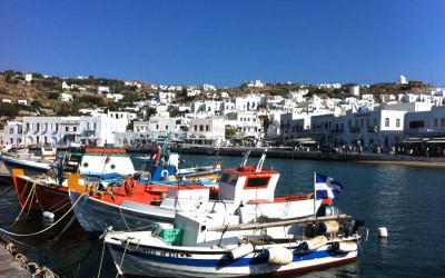 Central-north Cyclades cruise
