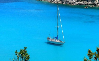 Crociera a vela dal Mar Egeo al Mar Ionio o dal Mar Ionio al Mar Egeo