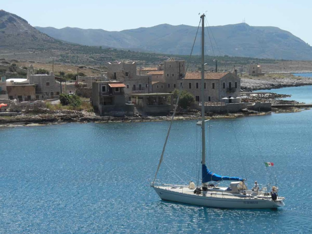 South Peloponnese cruise (Kythira-Kythira)