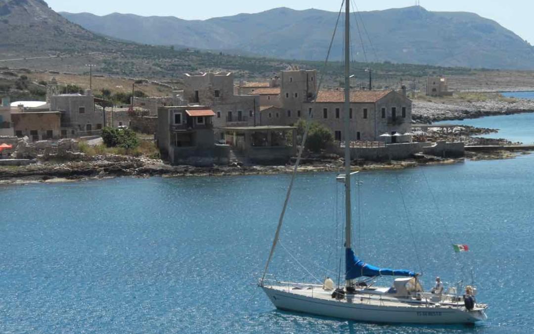 South Peloponnese cruise (Kythira-Kythira)