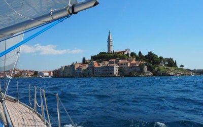 Crociere a vela aprile e maggio in Istria