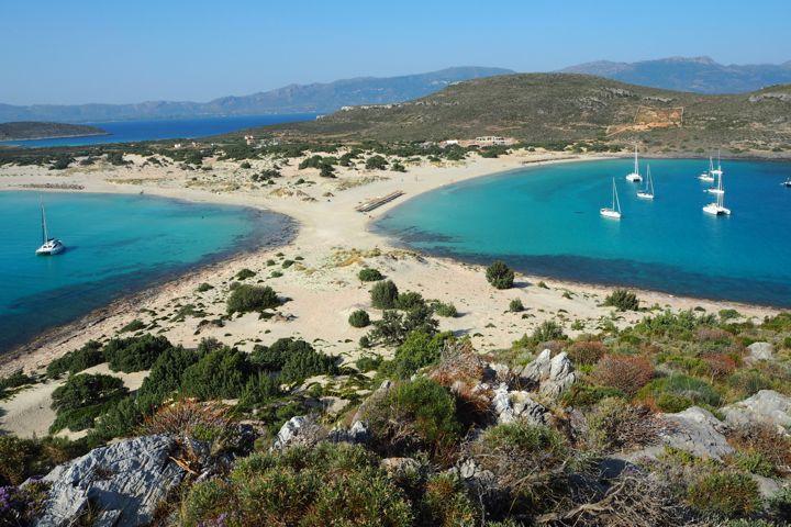 Le crociere a vela a giugno o settembre nel fantastico sud Peloponneso