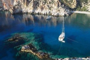 """Crociera in barca a vela 13 giorni """"Tutto Cicladi """": centro-est e centro-ovest - Grecia"""