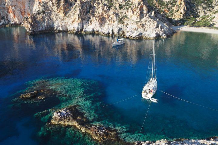 """Crociera in barca a vela Grecia 14 giorni """"Tutto Cicladi"""""""