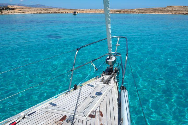 Emozionante crociera a vela alle Piccole Cicladi a luglio e agosto