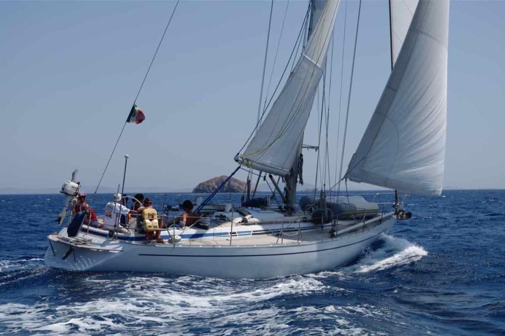 Vacanza in barca a vela Peloponneso – Grecia (da Kythira a Zacinto)