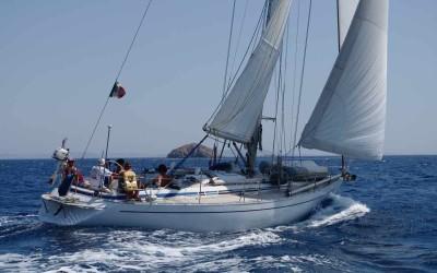 Vacanza in barca a vela Peloponneso – Grecia (da Zacinto a Kythira)