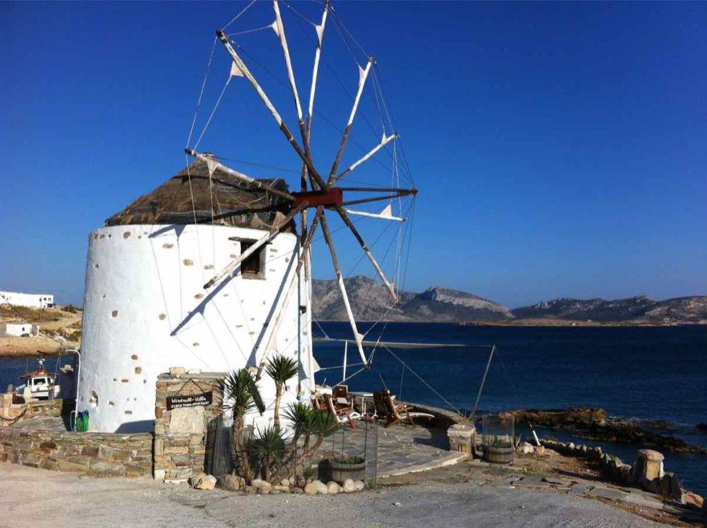 Sailing cruise between Cyclades and Dodecanese <br> ONE WAY with boarding in Paros and landing in Kos