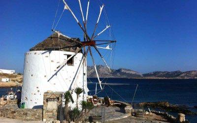 Crociera in barca a vela fra Cicladi e Dodecaneso