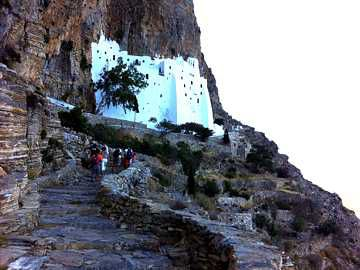 Cyclades – Amorgos, Hiking and walking in Amorgos
