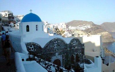 Cicladi Santorini
