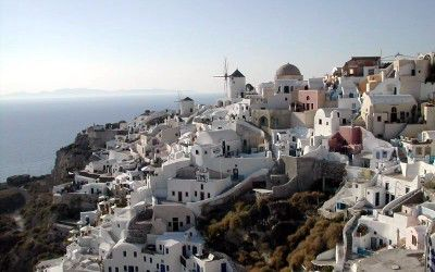 Cruise Cyclades South 1 from Paros to Thira