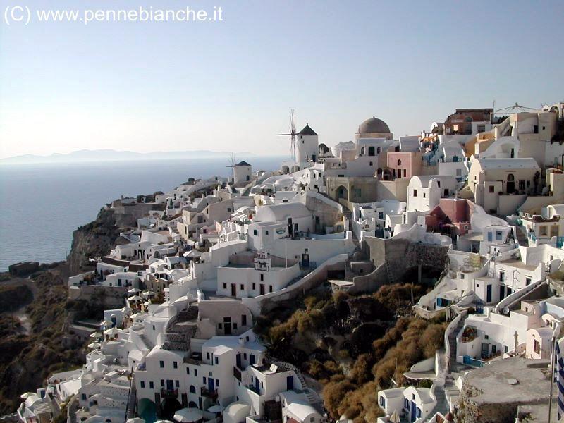 Crociera a vela Cicladi Sud 1 da Paros a Santorini (Thira)