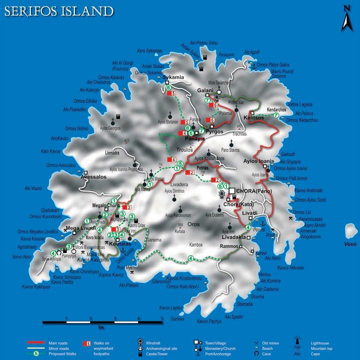 serifos-map