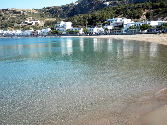 Resized La spiaggia di Kapsali - Versione 2