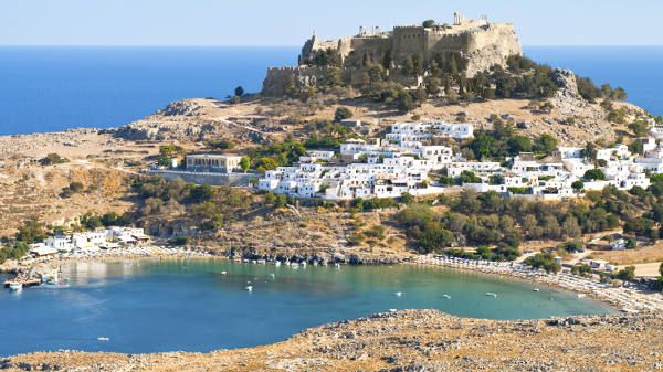Sailing cruises in the Southern Dodecanese (Rhodes and Karpathos)