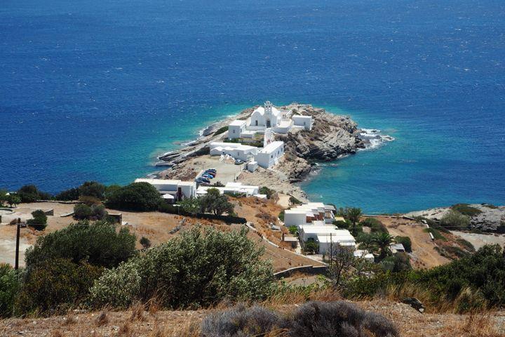 Una crociera a vela a Sifnos, nelle Cicladi – la mia isola preferita!