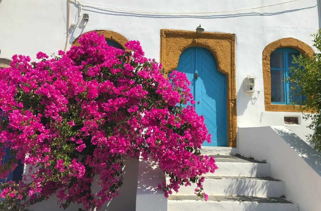 North Cyclades cruise: Andros and Tinos