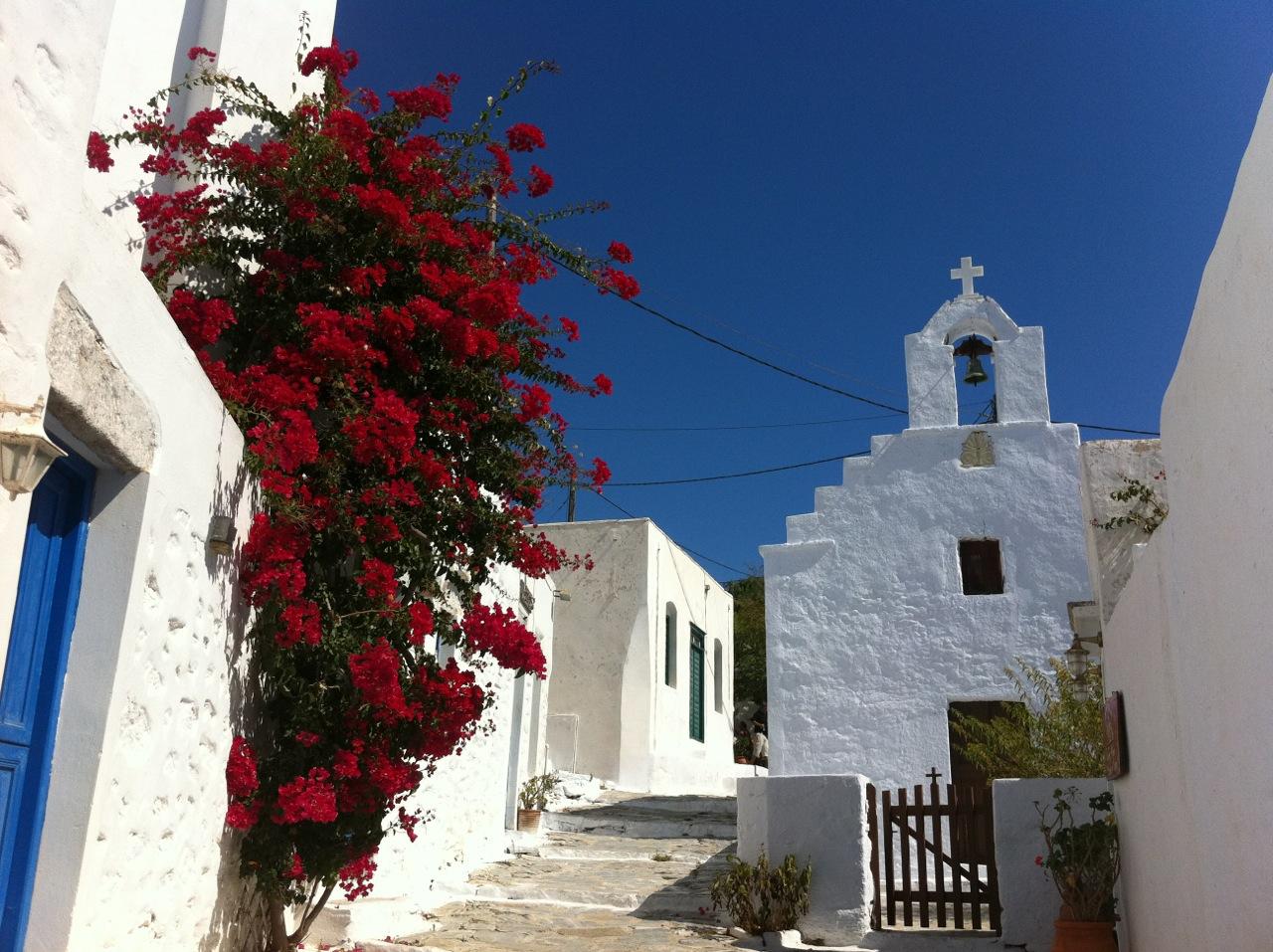 Amorgos, l'isola mistica delle Cicladi