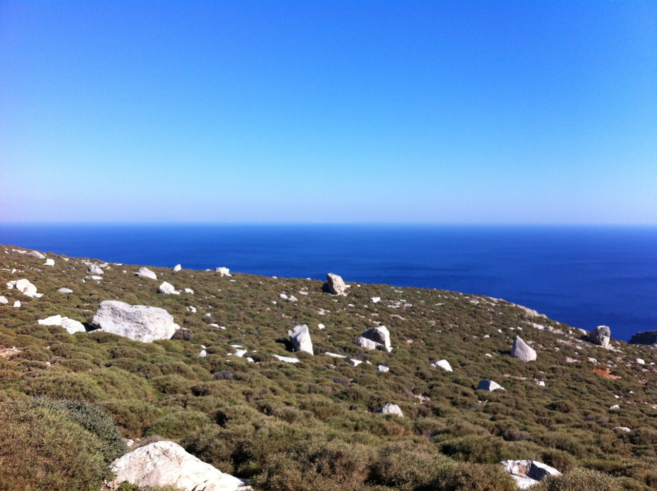 L'arcipelago delle Cicladi Centrali: Paros, Antiparos, Ios e Naxos