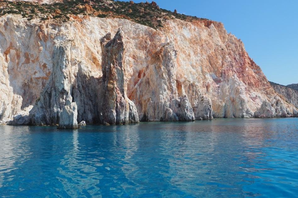 MILOS: l'isola vulcanica dai sette colori con KIMOLOS e POLIEGOS. Spettacolare!