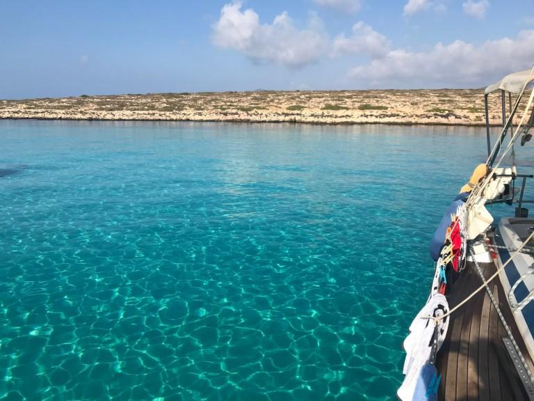 Crociera all'isola di Antiparos