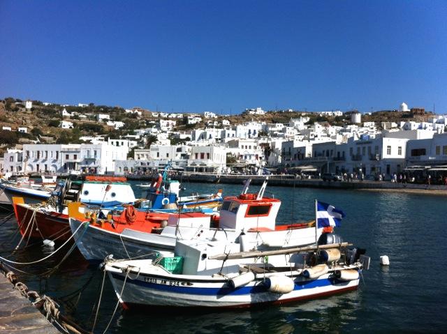 Crociera nell'isola di Mykonos e Delos