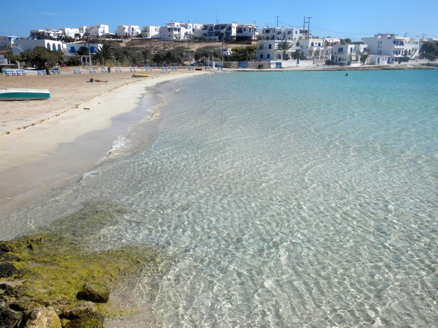 Crociera Cicladi Sud 2 da Santorini (Thira) a Paros