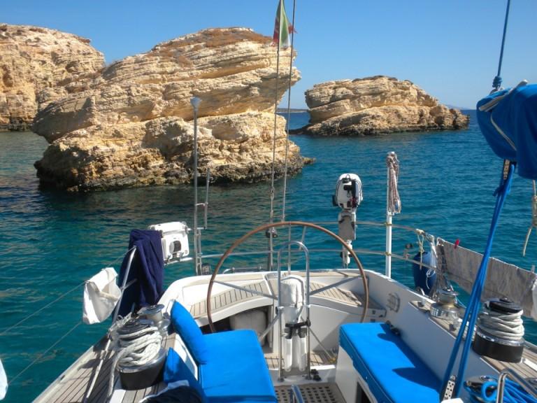 Noleggio Barca a vela – Isole Cicladi – Le Piccole Cicladi