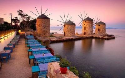 Crociera Nord est Egeo: da Lesbos a Samos