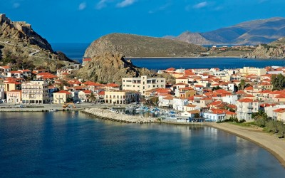 North East Aegen Sailing cruise: islands of Thasos, Samothrace, Limnos