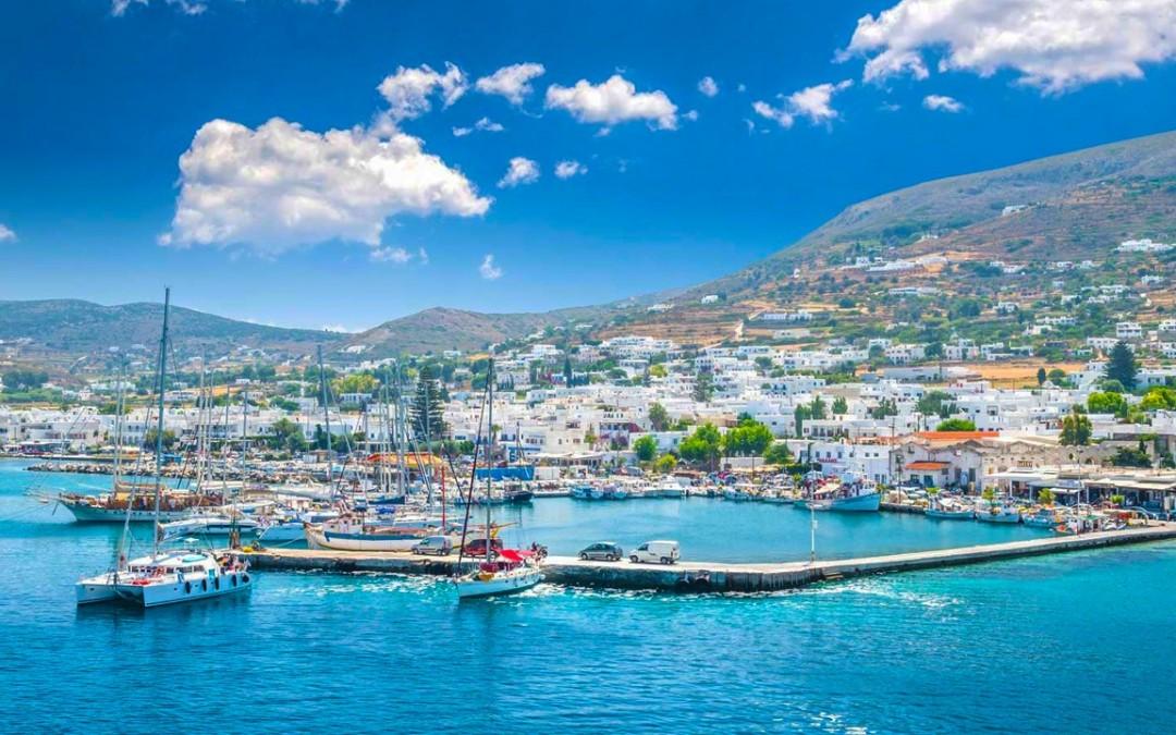 Crociera  a vela in Grecia: da Lavrion (Atene) alle isole Sporadi