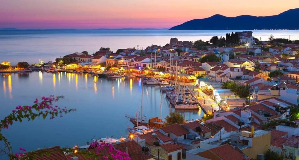 Crociera da Samos a Paros