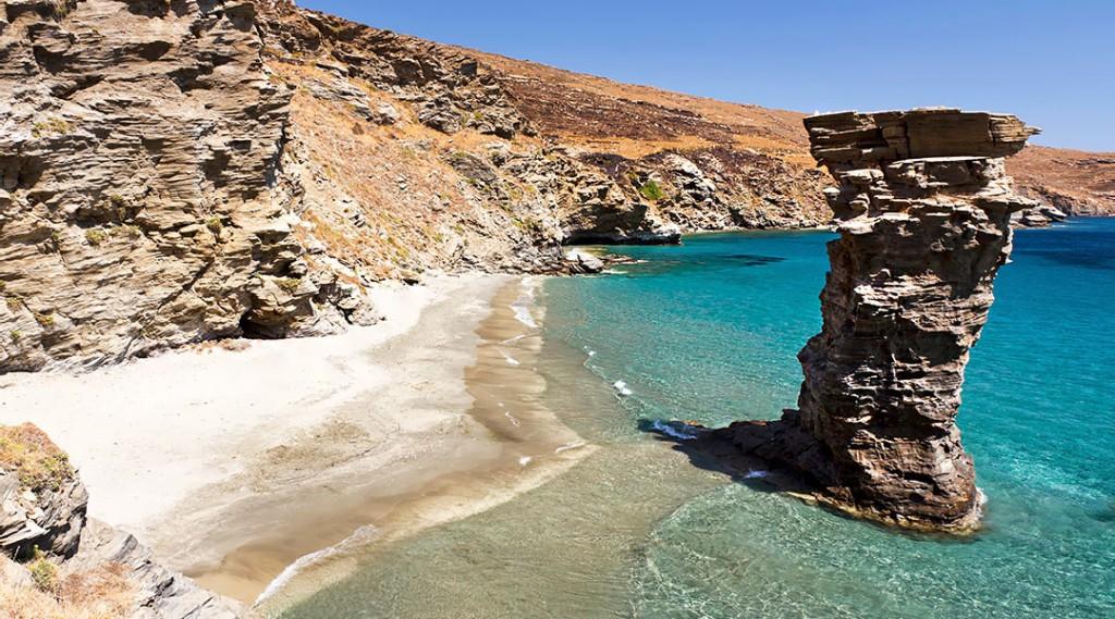 Cicladi Nord da Andros a Paros