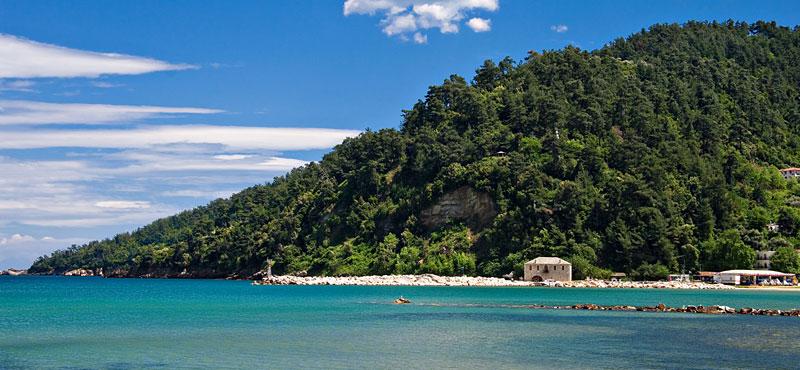 Crociera tra le Isole del Nord Est Egeo a luglio