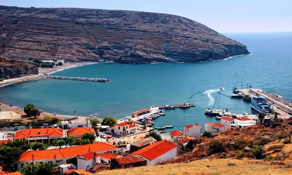 Aghios Efstratios: una vera fuga nella natura a bordo di una barca a vela in Grecia