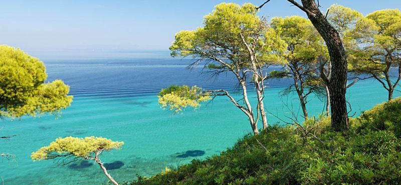 THASSOS, l'isola verde da visitare in barca a vela da crociera.