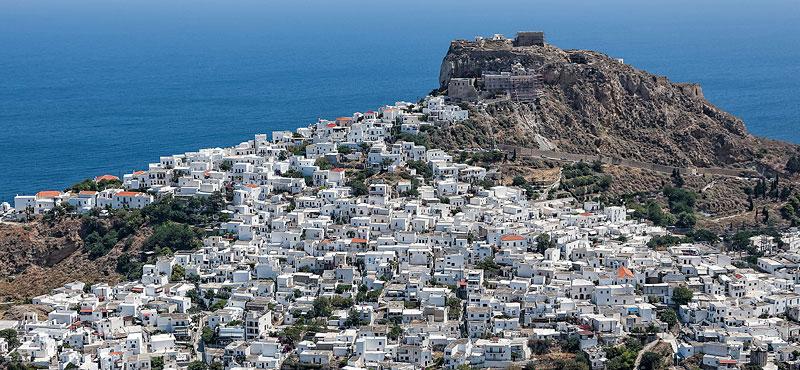 SKIROS: crociera a vela in Grecia all'isola degli artigiani